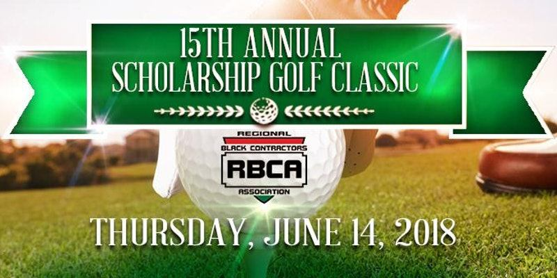 Regional Black Contractors Organization 2018 Golf Challenge